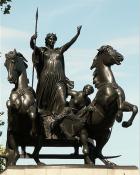 Boadicée, reine guerrière celte, 30 après J.-C.