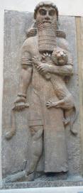 Gilgamesh (Héraclès), le premier roi patriarche
