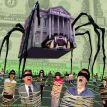 La FED (Réserve Fédérale Américaine), empire bankster mondial de la dette