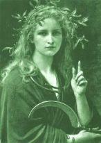 Velleda, druidesse et guerrière