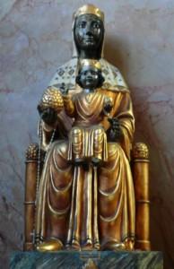 Vierge Noire de Monserrat