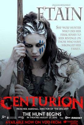 Centurion - la guerrière picte Etain résiste à l'empire romain patricien