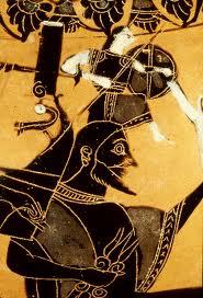 Athéna naît dela tête de Zeus sans avoir recours à une mère