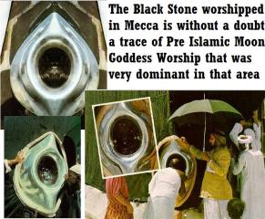 La Kaaba Black-stone-mecca