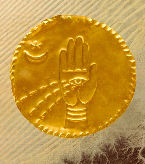 Khamsa - La main de Fatima – La main de Myriam