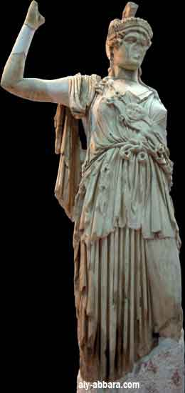 [C. sumérienne] La Déesse AL-LAT Palmyre_allat_01