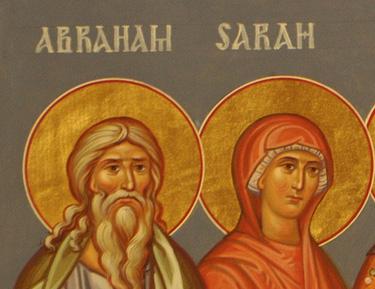 ''Abraham, notre père dans la foi''/8,9,10,11/ Abraham-sarah