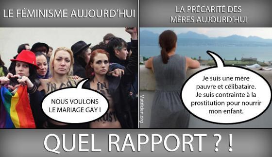 Les FEMEN trahissent la cause des femmes