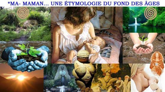 Maman Amma étymologie