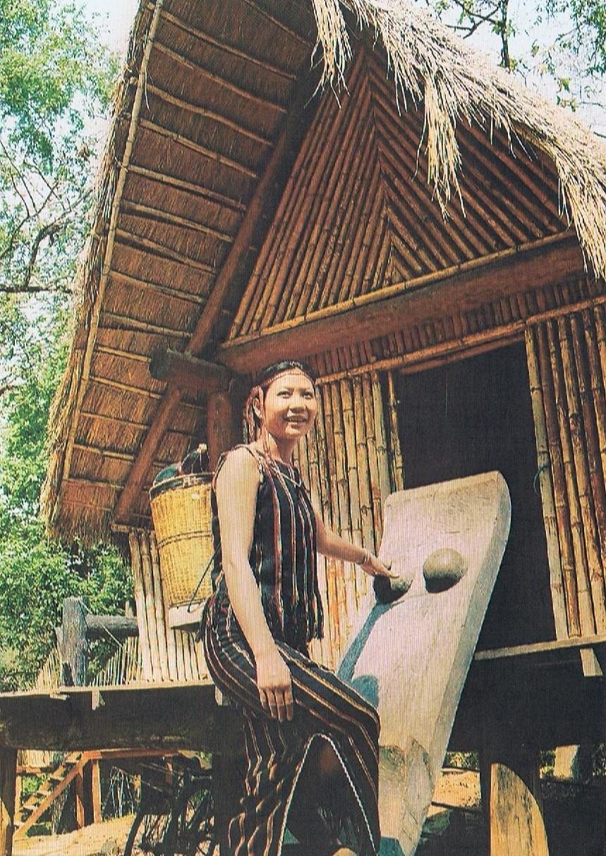 Matriarcat rhadé – ÊĐê (vietnam) : totems d'artémis, gardiennes ...